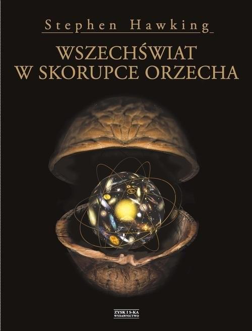 okładka Wszechświat w skorupce orzecha, Książka | Hawking Stephen