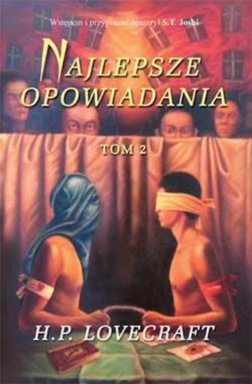 okładka Najlepsze opowiadania Tom 2, Książka | Howard Philips Lovecraft