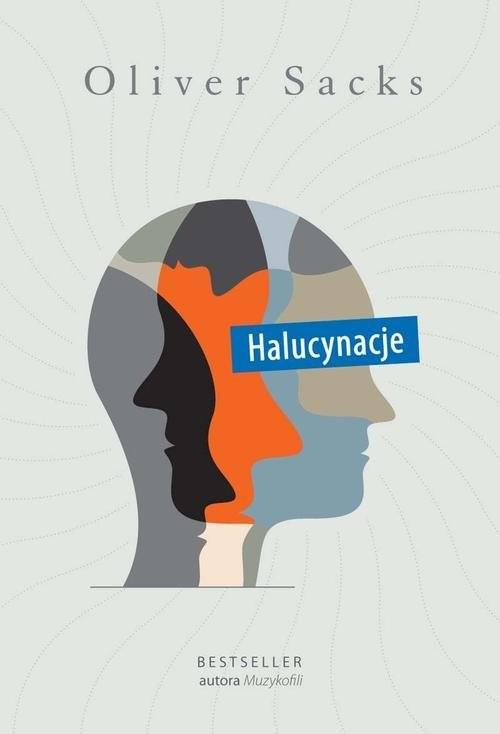 okładka Halucynacje, Książka | Sacks Oliver