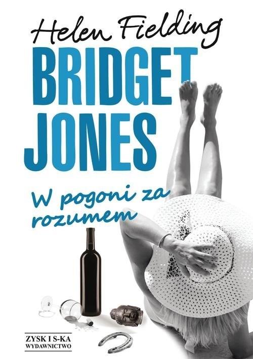 okładka Bridget Jones. W pogoni za rozumem, Książka | Fielding Helen