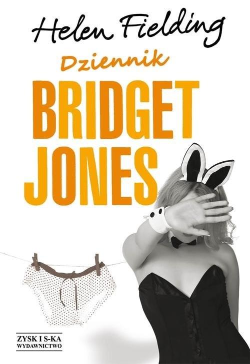 okładka Dziennik Bridget Jones, Książka | Helen Fielding