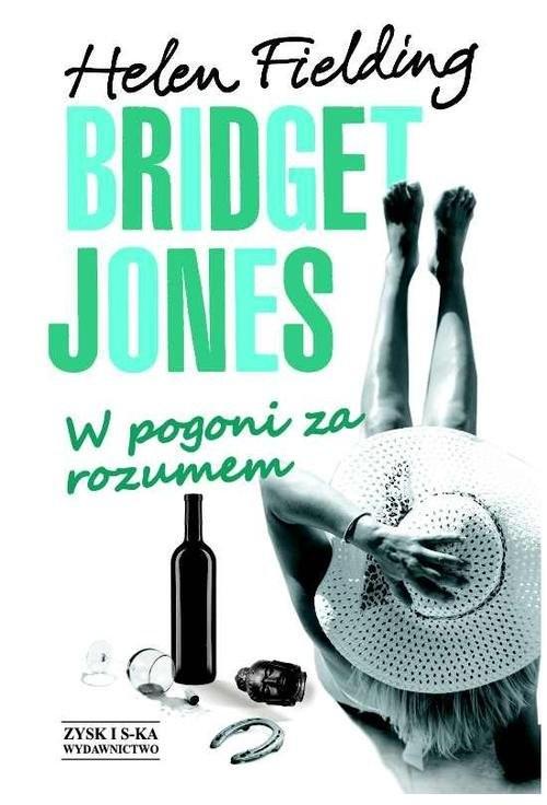 okładka Bridget Jones: W pogoni za rozumem, Książka | Fielding Helen