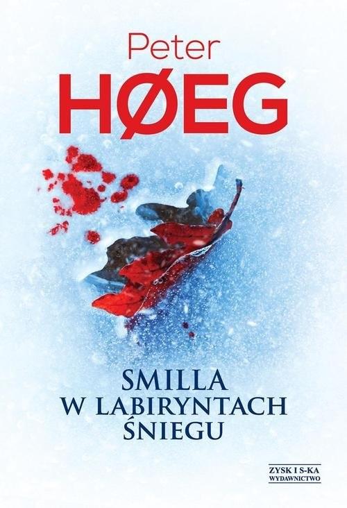 okładka Smilla w labiryntach śniegu, Książka | Hoeg Peter