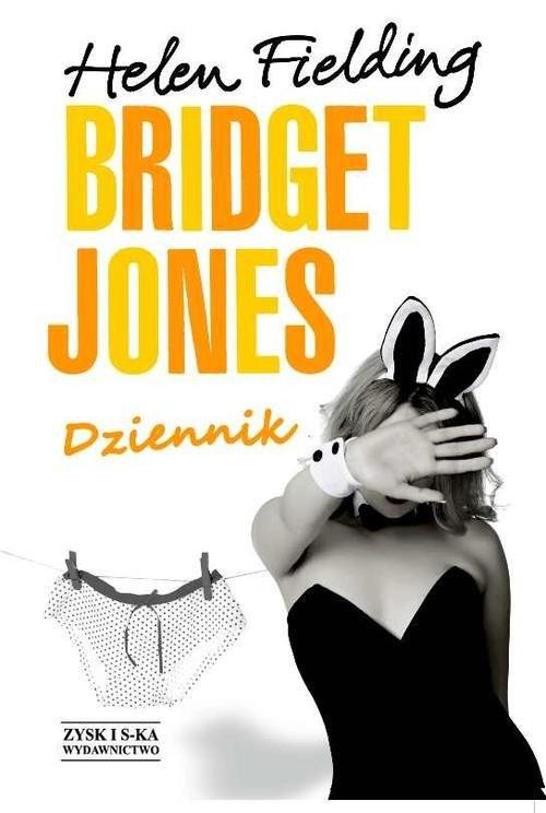 okładka Bridget Jones Dziennik, Książka | Fielding Helen