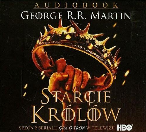 okładka Starcie królów, Książka | George R.R. Martin