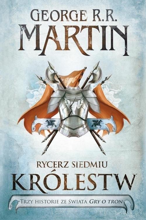 okładka Rycerz Siedmiu Królestw, Książka | George R.R. Martin