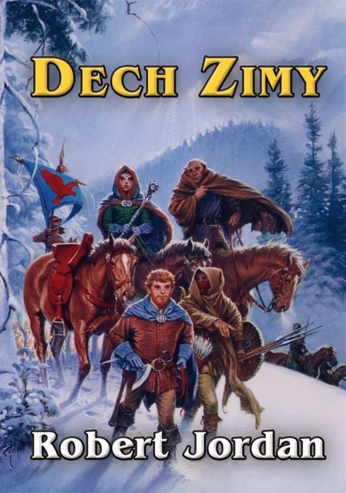 okładka Dech zimy. Tom 9, Książka | Robert Jordan