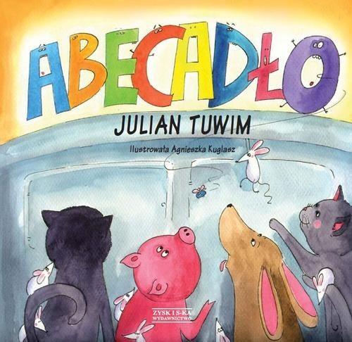 okładka Abecadło, Książka | Julian Tuwim