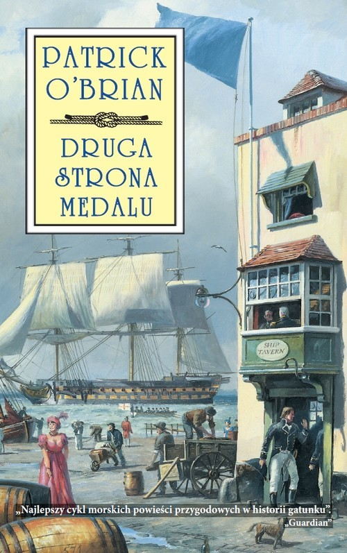 okładka Druga strona medalu, Książka | O'brian Patrick