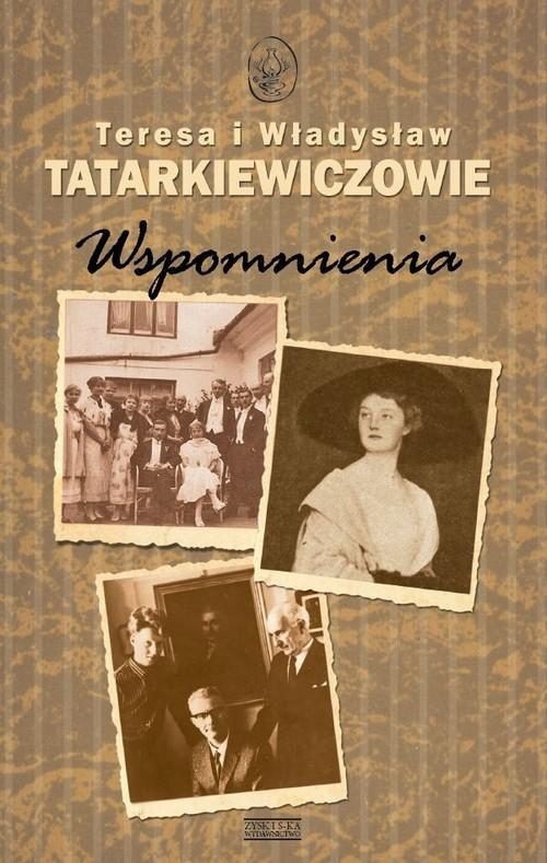 okładka Wspomnienia, Książka | Władysław  Tatarkiewicz, Teresa Tatarkiewicz