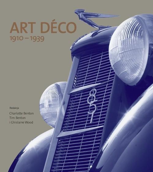 okładka Art Deco 1910-1939, Książka |