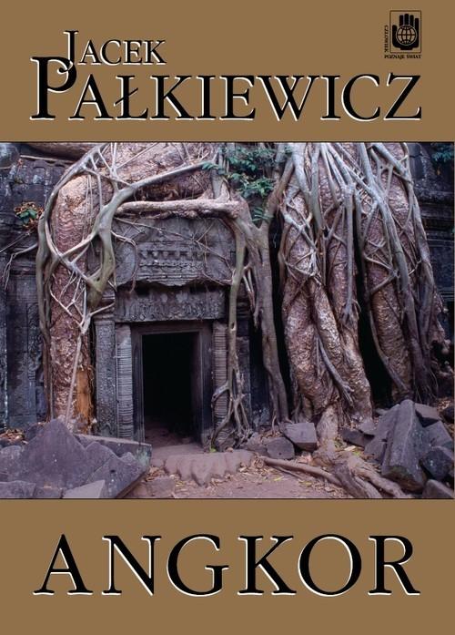 okładka Angkor, Książka | Jacek Pałkiewicz