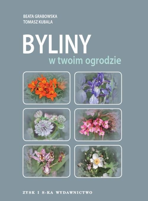okładka Byliny w twoim ogrodzie, Książka | Beata Grabowska, Tomasz Kubala