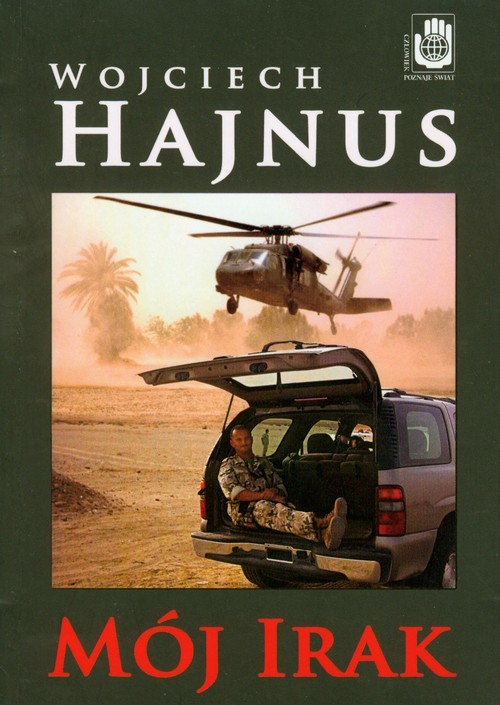 okładka Mój Irak, Książka   Hajnus Wojciech