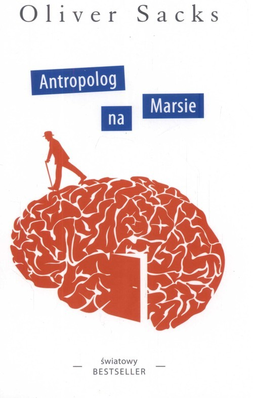 okładka Antropolog na Marsie, Książka | Oliver Sacks