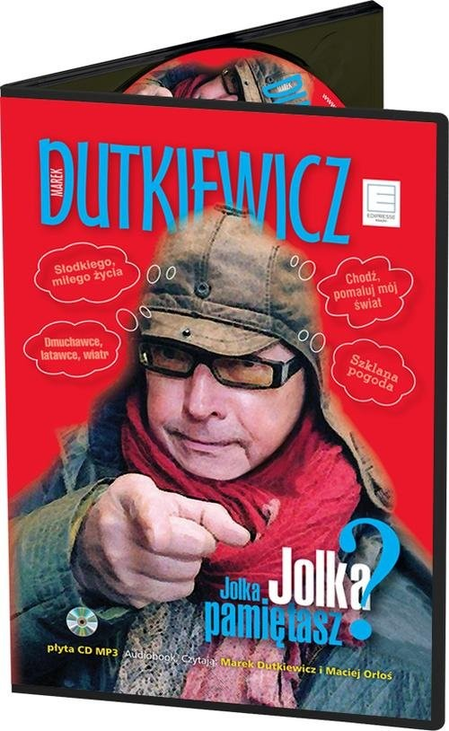 okładka Jolka, Jolka pamiętasz? Audiobook, Książka | Dutkiewicz Marek