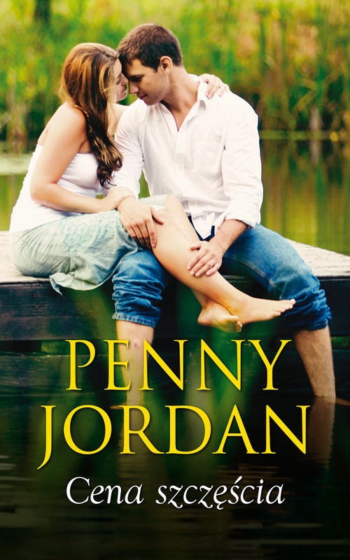 okładka Cena szczęścia, Książka | Penny Jordan