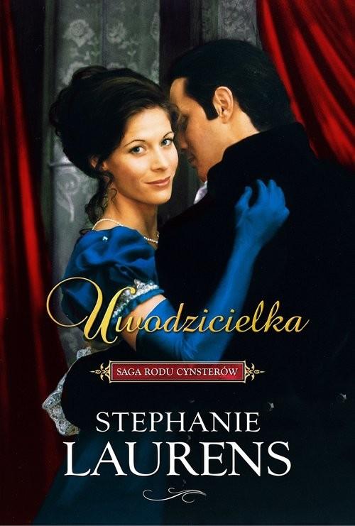 okładka Uwodzicielka, Książka | Stephanie  Laurens