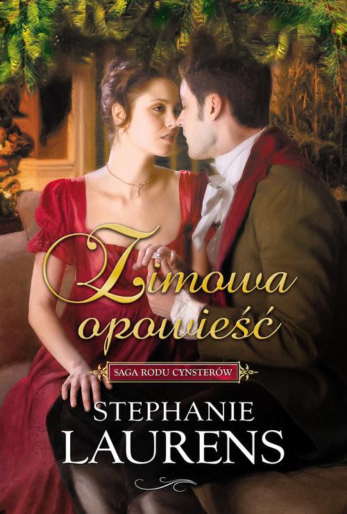 okładka Zimowa opowieść, Książka   Stephanie  Laurens