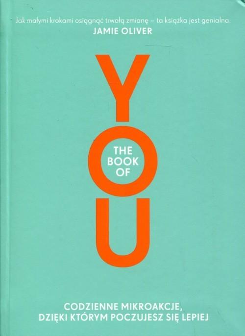 okładka Book of YOU, Książka | Oliver Jamie