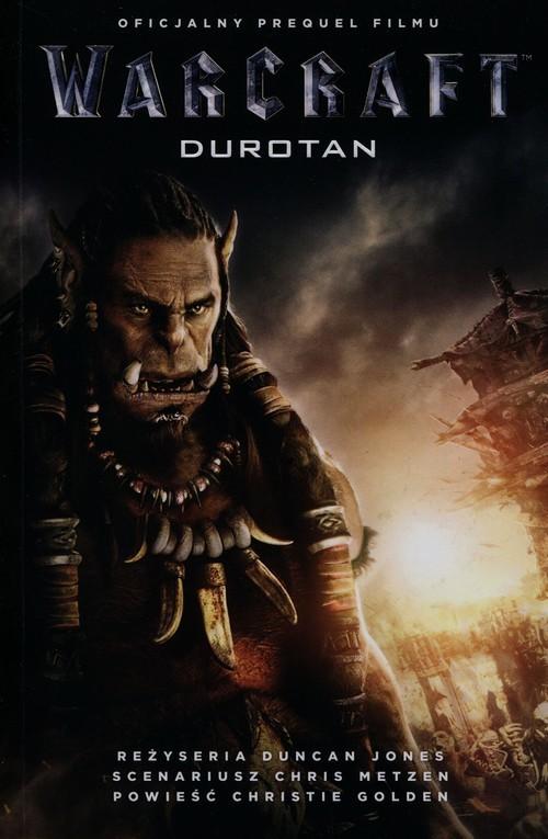 okładka Warcraft Durotanksiążka |  | Golden Christine