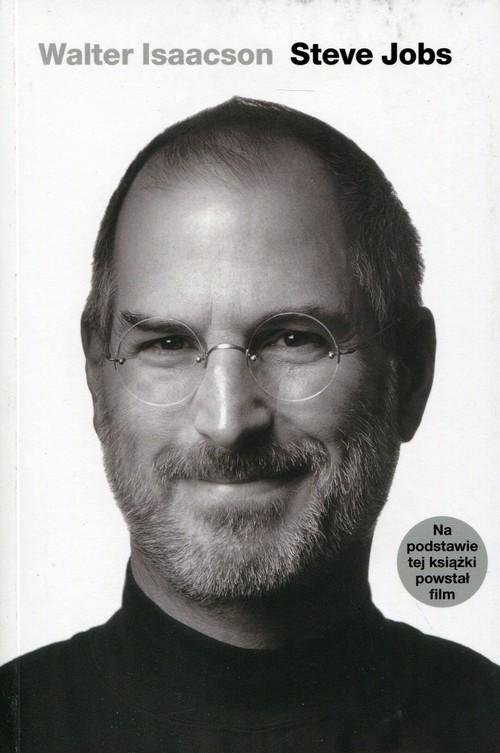 okładka Steve Jobs, Książka | Isaacson Walter