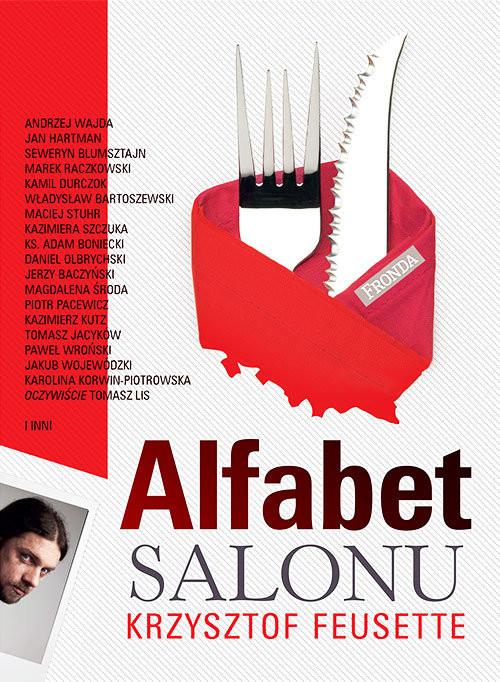 okładka Alfabet Salonu, Książka | Feusette Krzysztof