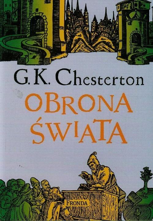 okładka Obrona świataksiążka |  | Gilbert K. Chesterton