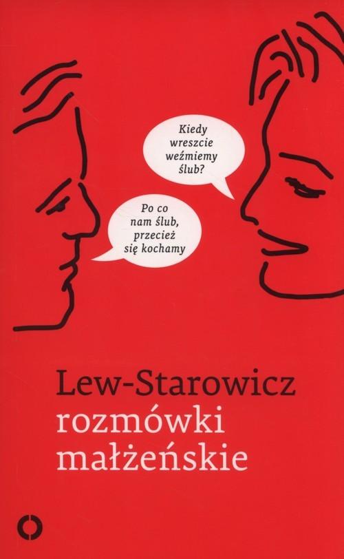 okładka Rozmówki małżeńskie, Książka | Lew-Starowicz Zbigniew