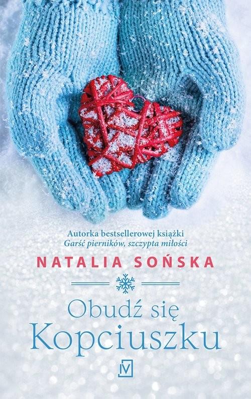 okładka Obudź się, Kopciuszku, Książka   Sońska Natalia
