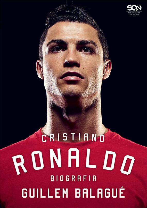 okładka Cristiano Ronaldo. Biografia, Książka | Balagué Guillem