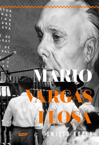 okładka Święto Kozła, Książka | Vargas Llosa Mario