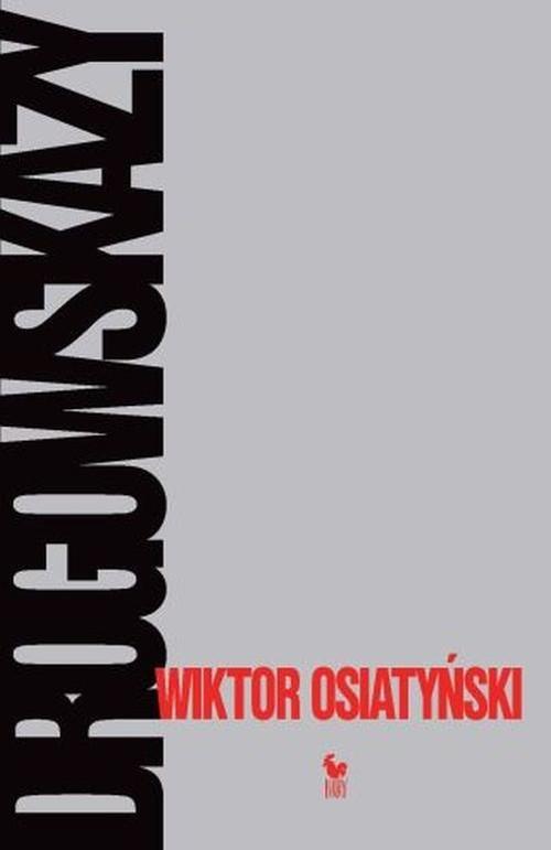 okładka Drogowskazyksiążka      Wiktor Osiatyński
