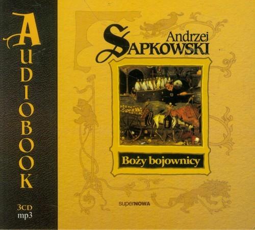 okładka Boży bojownicy t.2, Książka | Sapkowski Andrzej