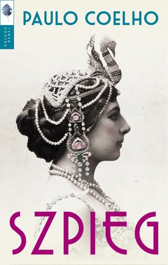okładka Szpieg, Książka | Paulo Coelho