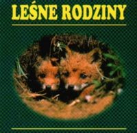 okładka Leśne rodziny, Książka |