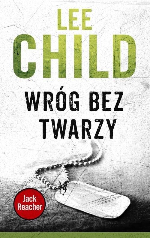 okładka Wróg bez twarzy, Książka | Child Lee