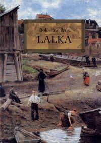 okładka Lalkaksiążka      Bolesław Prus
