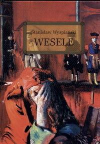 okładka Wesele, Książka | Wyspiański Stanisław