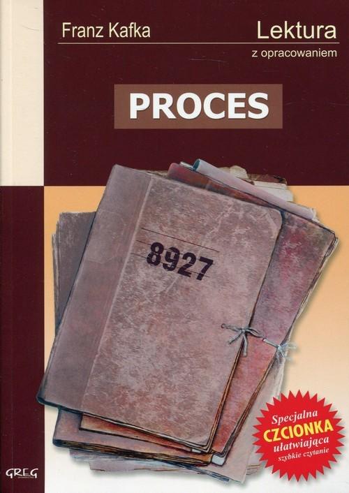 okładka Proces Wydanie z opracowaniemksiążka |  | Franz Kafka