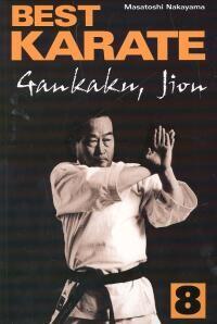 okładka Best Karate 8, Książka   Nakayama Masatoshi