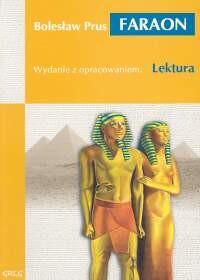 okładka Faraon Wydanie z opracowaniem, Książka | Bolesław Prus