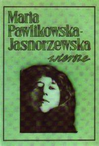 okładka Wiersze, Książka | Pawlikowska-Jasnorzewska Maria