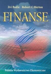 okładka Finanse, Książka   Zvi Bodie, Robert C. Merton