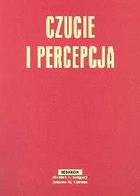 okładka Czucie i percepcja, Książka |