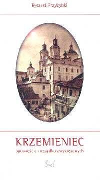 okładka Krzemieniec, Książka | Przybylski Ryszard