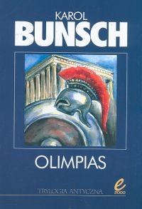 okładka Olimpias, Książka | Bunsch Karol