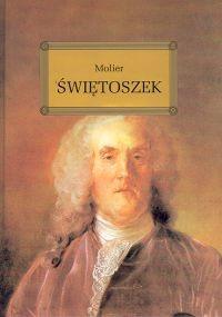 okładka Świętoszek, Książka | Molier