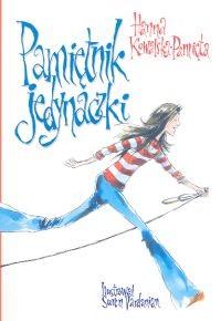 okładka Pamiętnik jedynaczki, Książka | Hanna Kowalska-Pamięta