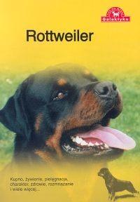 okładka Rottweiler, Książka  